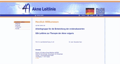 Preview of akne-leitlinie.de